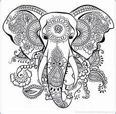 Malvorlage Erwachsene Elefant Modele De Mandala Luxe Ausmalbilder Fr Erwachsene Elefant