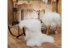 peau de mouton peau de mouton islandais blanc by peausserie sabatier