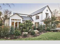 The Best White Modern Farmhouse Exterior Paint Colors
