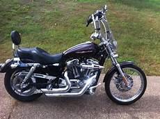 2007 harley davidson sportster 1200 custom for sale 2040 motos