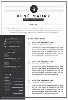 professional resume template for microsoft word cv2resume