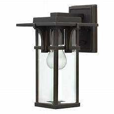manhattan etched glass outdoor wall light by hinkley