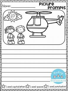 picture composition worksheets for kindergarten 22758 free writing prompt picture prompts writing for grade this is also great for