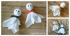 Friendly Ghost Craft For Buggy And Buddy
