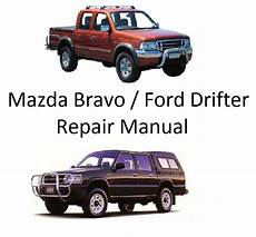 car service manuals pdf 1998 mazda b series auto manual mazda bravo b2200 series repair manual