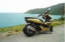 scooter honda pcx 125 powerbypcx option accessoire