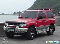 auto body repair training 1997 mitsubishi pajero electronic toll collection mitsubishi pajero automatic 1997 for sale manilacarlist com 415664