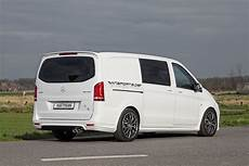 Hartmann Vp Spirit Isn T Your Average Mercedes Vito