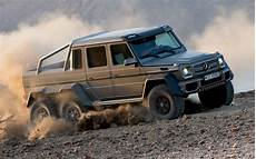 Mercedes G63 Amg 6x6 Priced From 511 000
