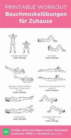 fitness zu hause geräte bauchmuskel 252 bungen f 252 r zuhause sport