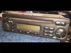Citroen Pu 2294b Cd Radio Quot Original Code Quot
