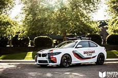 2017 bmw m2 track day prep and dinan exhaust parts score