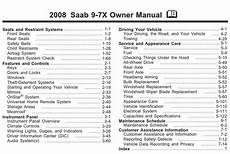 auto repair manual free download 2008 saab 42072 electronic toll collection saab 9 7x 2008 owner s manual pdf online download