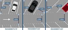 dimension des places de parking normes r 233 glementation