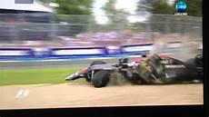 Horror Crash Alonso Formel 1 2016 Melbourne