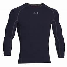 armour mens heatgear armour compression shirt