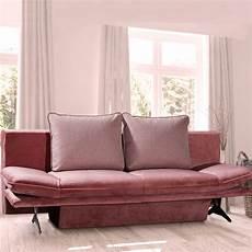 sofa mit bettkasten restyl sofa mona mit integriertem bettkasten ausklappbar