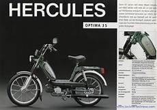 hercules prospekt 1992 hercules optima 3 s prospekt