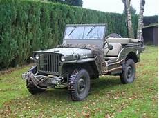 jeep a vendre jeep hotchkiss a vendre en belgique
