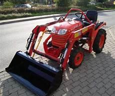 Traktor Gebraucht Ebay - kleintraktor allrad traktor kubota b1820dst 18 0ps