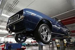 1969 Chevrolet Camaro RS/SS Trim Big Block 4 Speed