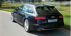 Audi A6 Station Wagon The Wagon