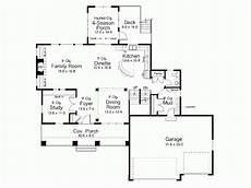 eplans craftsman house plan classic craftsman with open