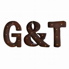 carnival led light up wall letters g t decorative hanging letters home accessories