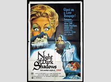 night of dark shadows dvd