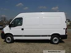 renault master l2h2 klimatyzacja comfort 2008 other vans trucks up to 7 photo and specs