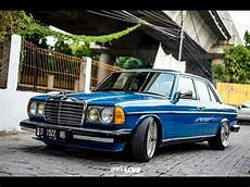Tuning Mercedes W123 Stance Works