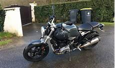 bmw moto bayonne bmw r ninet le plaisir de rouler 224 l essentiel