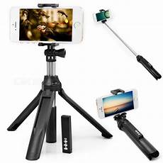 Sheingka Dh288 Extendable Selfie Stick Monopod by Bluetooth Selfie Stick Extendable Monopod Tripod Black