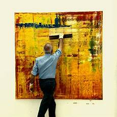 Fx Reflects Gerhard Richter Painting A By Corinna Belz