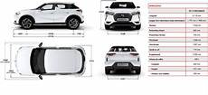 dimension ds3 crossback fiches techniques ds3 crossback l argus