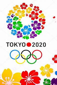 Affiche De 2020 Jeux Olympiques D 233 T 233 Photo 233 Ditoriale