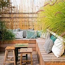 comment aménager une terrasse 201 pingl 233 sur terrasse
