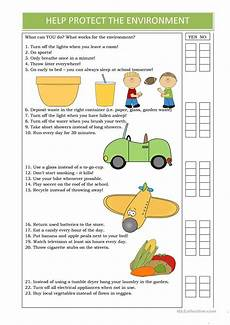 nature protection worksheets 15140 help protect the environment worksheet free esl printable worksheets made by teachers