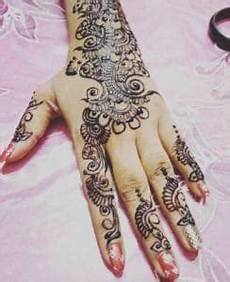 Gambar Tato Henna Sederhana Koleksi Gambar Hd