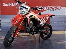 Honda Crf Modif Supermoto by Modifikasi All New Honda Crf150l Ala Supermoto Ganteng