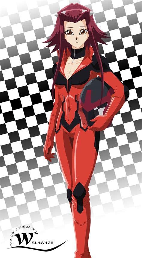 Yugioh 5ds Akiza Duel Runner
