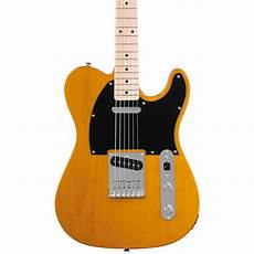 squire affinity telecaster squier affinity series telecaster special electric guitar butterscotch musician s friend
