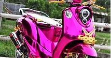 Variasi Motor Fino by 39 Foto Gambar Modifikasi Motor Yamaha Mio Fino Yang Terbaru
