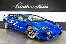 automobile air conditioning service 1997 lamborghini diablo security system purchase used sv rare special order paint alpine premium sound front lift in