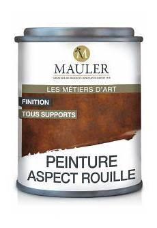 Peinture Aspect Rouille La Peinture Aspect Rouille Mauler