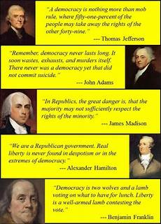 what is american democracy anyway