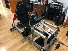 my sim racing motion rig version 2 daniel chote s