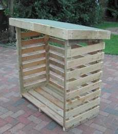 How To Build A Log Store Log Store Wood Storage Wood Store