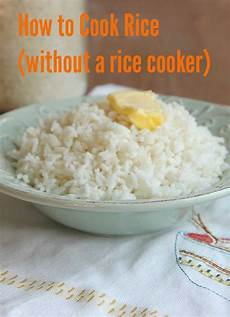how to cook rice how to cook rice