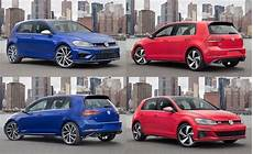 2018 volkswagen gti vs golf r which hatch should you buy